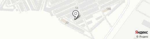 Autobrothers на карте Пскова