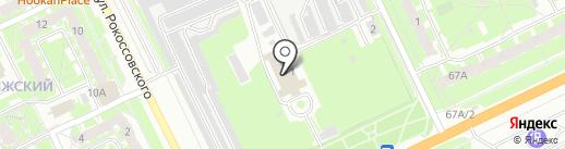 ГТРК Псков на карте Пскова