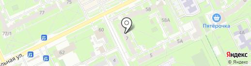 Мастерская по ремонту обуви и зонтов на карте Пскова