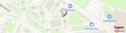 Baby-club на карте Родины