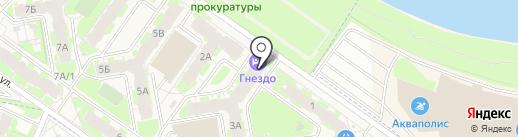 УК ПсковЖилСервис на карте Родины