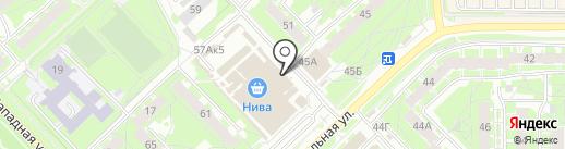 Твоя красивая люстра на карте Пскова