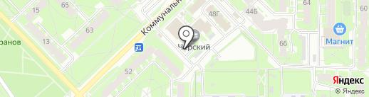 Быстрый Займ на карте Пскова