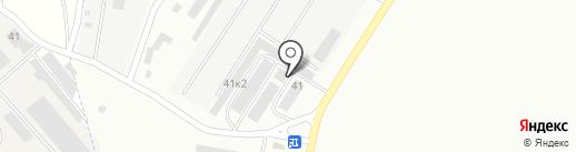 Мастерская кузовного ремонта на карте Пскова