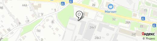 Всё для сварки на карте Пскова