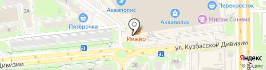 Fotovvode на карте Пскова