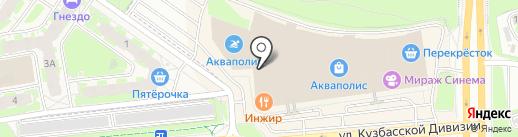 Baker Street на карте Пскова