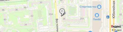 Леди на карте Пскова