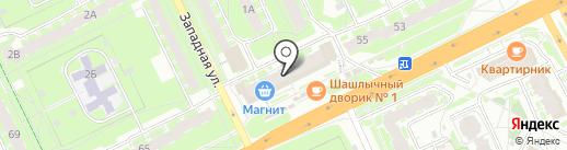 Гир Вас на карте Пскова