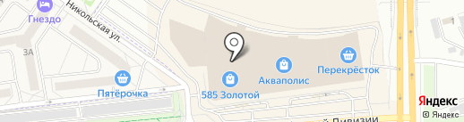 МИО на карте Пскова