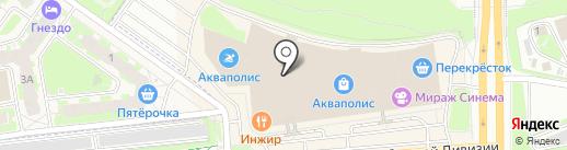Evil Look на карте Пскова