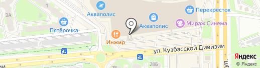 Моя фамилия на карте Пскова