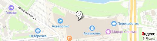 Престиж на карте Пскова