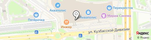 Royal Spirit на карте Пскова