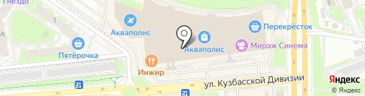 Банкомат, Альфа-банк на карте Пскова