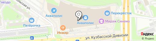 Стильная мама на карте Пскова
