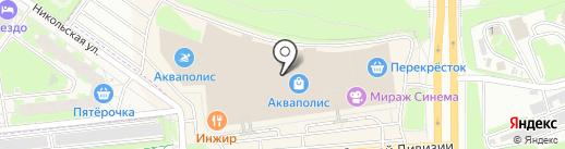 For Me на карте Пскова