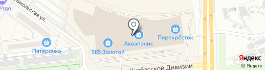 WOOOF на карте Пскова