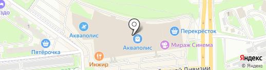 Гранни на карте Пскова