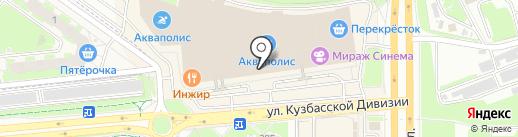 Московский Ювелирный Завод на карте Пскова