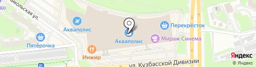 Mark Formelle на карте Пскова