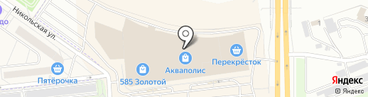 Ловкий портной на карте Пскова