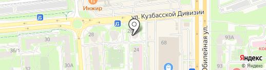 Мой город на карте Пскова