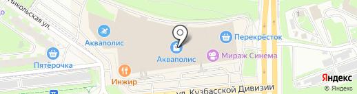 Zavodilla на карте Пскова
