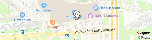 Avenue на карте Пскова