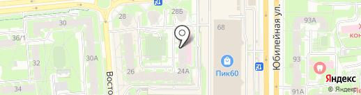 М-Дентал на карте Пскова
