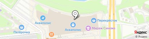 Модный сервис на карте Пскова