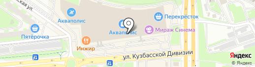 Четыре глаза на карте Пскова