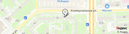 ОКНА-Плесков на карте Пскова