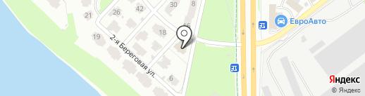 City на карте Пскова