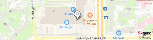 Turbotravel на карте Пскова