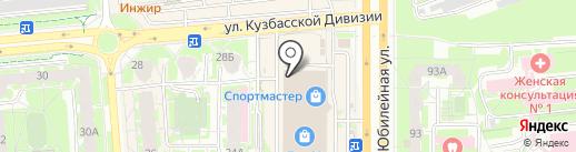 Домашний рай на карте Пскова