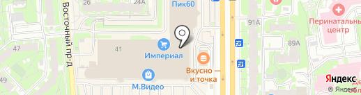Новая оптика на карте Пскова