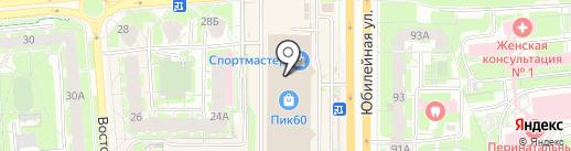Kepton look на карте Пскова