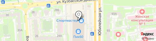 Grand Line на карте Пскова