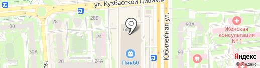 ТОЧКА на карте Пскова