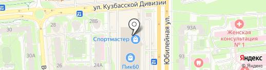 Все карнизы на карте Пскова
