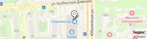 Онтарио на карте Пскова