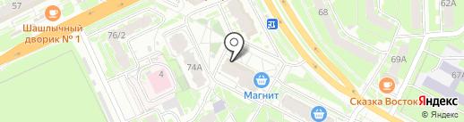 The Room на карте Пскова