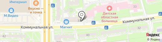 Псковский пивовар на карте Пскова