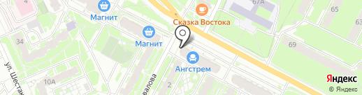 NordMan на карте Пскова