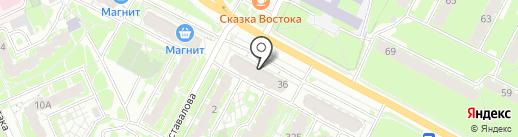 Areal60.ru на карте Пскова