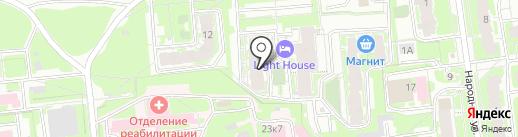 Приоритет на карте Пскова