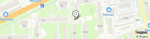 ПсковАгроПромДорСтрой на карте Пскова