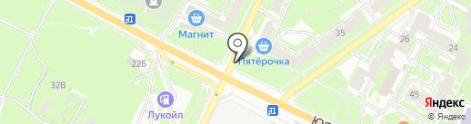 Домашняя кухня на карте Пскова