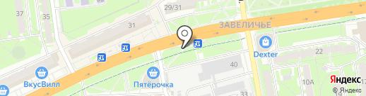 Трейд Мобаил на карте Пскова